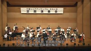 ドナウ川のさざ波~アニバーサリーソング 千葉シニアアンサンブル・それいゆ