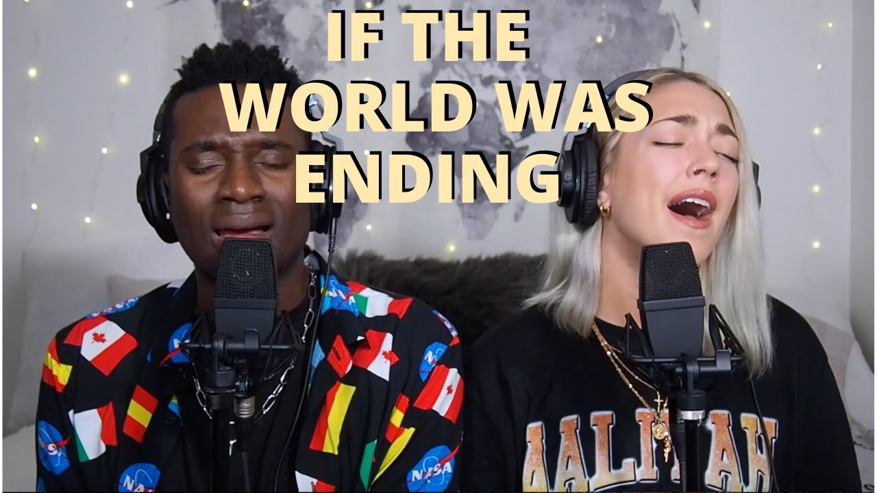 """JP Saxe ft. Julia Michaels - """"If The World Was Ending"""" (Ni/Co Cover)"""