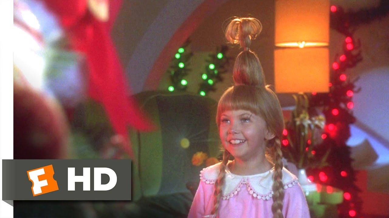 22b1f5b49 How the Grinch Stole Christmas (7 9) Movie CLIP - What s Christmas Really  About  (2000) HD - YouTube