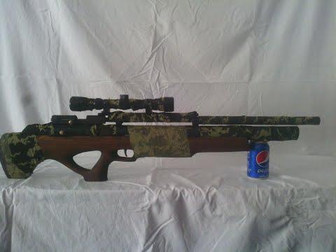 РСР винтовка своими руками