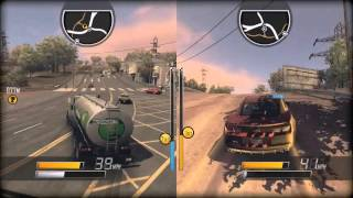 Driver San Francisco: How to unlock free roam cars in Split-Screen Xbox 360