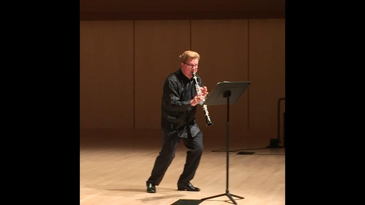 Clarinet Sonata Video Musicalis