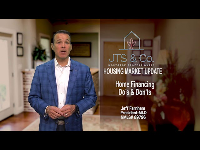JTS Mortgage Minute 2/9/2021
