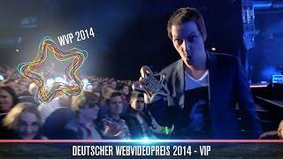 Lefloid gewinnt VIP - Deutscher Webvideopreis 2014
