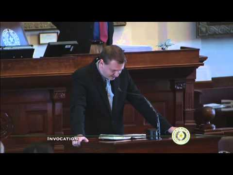 House Invocation  Rev. Aaron Sanders  May 1, 2015
