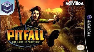 Longplay of Pitfall: The Lost Expedition