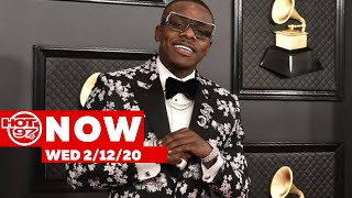 DaBaby CONFIRMS He Is Having A Baby By Another Woman + Zaire Wade Pens Special Letter To Sister Zaya
