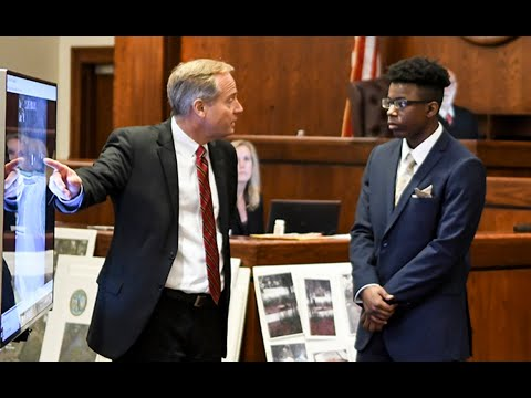 S.C. solicitor grills John Duncan, tried for the murder of a Hilton Head teen, in cross examination