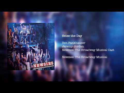 Newsies: The Broadway Musical - Seize the Day