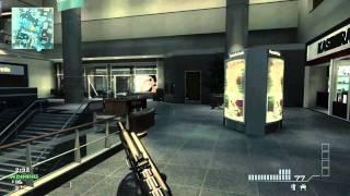 Modern Warfare 3: Infected Online Gameplay