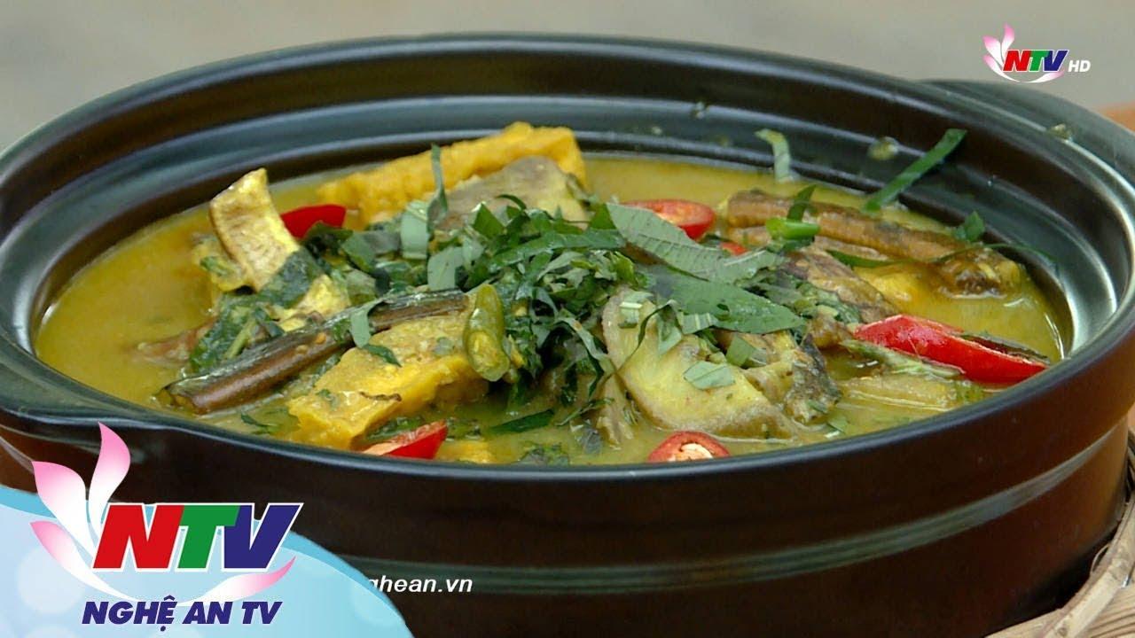 Ẩm thực Xứ Nghệ: Lươn om chuối đậu - Món ăn mang hương vị quê hương