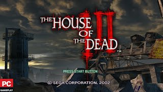 The House of the Dead III (PC - Full Game)