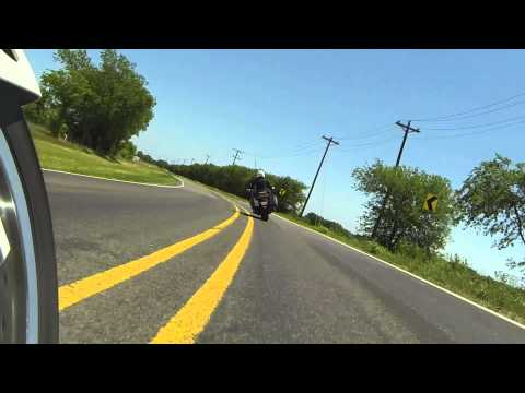 CTX1300 Chased by Goldwing