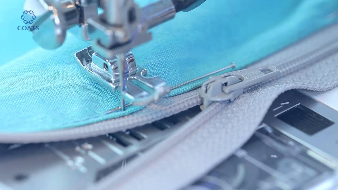 Learn How To Sew A Separating Zipper Youtube