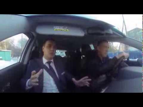 Тест драйв Hyundai ix35 от редакции AVTORITET.su