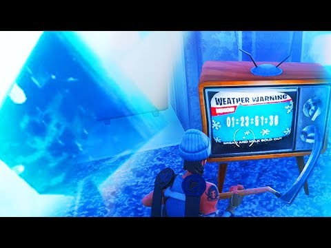 THE BLIZZARD IS COMING!! ❄️ *NEW* ICE KING SEASON 7 STORYLINE EXPLAINED! (Fortnite: Battle Royale)