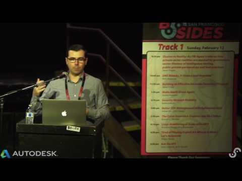 BSidesSF 2017 - Illusion vs Reality: (Jason Truppi)