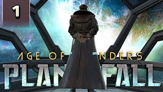 Age of Wonders: Planetfall - Sorinus Alpha - Part 1 [Campaign Gameplay]