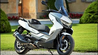 2019 BMW C 400 GT - Comfort And Dynamic Mid-Size Scooter