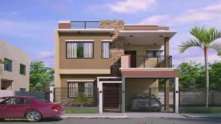 2 Storey 5 Bedroom House Plans Philippines