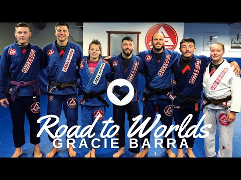 Road to IBJJF Worlds at Gracie Barra HQ + Bonus Technique with Victor Estima