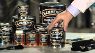 видео Молотковая краска – свойства, применение и техника нанесения