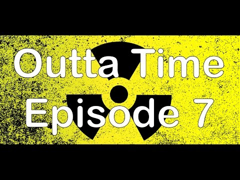 Outta Time Episode 7 - Time Travel and Fringe Science News, Florida, John Trump, LHC, Zika, & more.