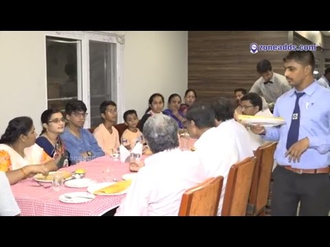 Best Vegetarian Restaurant | Taj Mahal Hotel | Malkajgiri | zoneadds.com