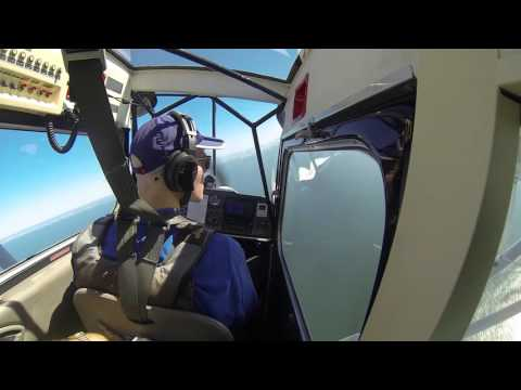 Patty Wagstaff Aerobatic School Confidence Course Flight 1, Part 3