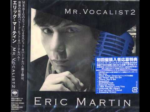 Eric Martin - I Will Always Love You (Whitney Houston)