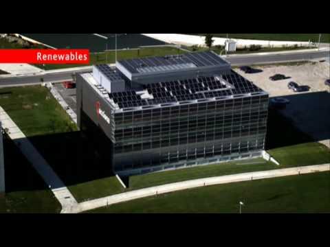 Zero emissions building