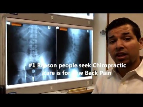 Chiropractic Low Back Pain and Incidental X-ray Spinal Fracture