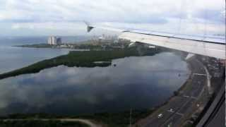 Philippine Ailines A320 SMOOTH Landing in Manila, Philippines | NAIA |