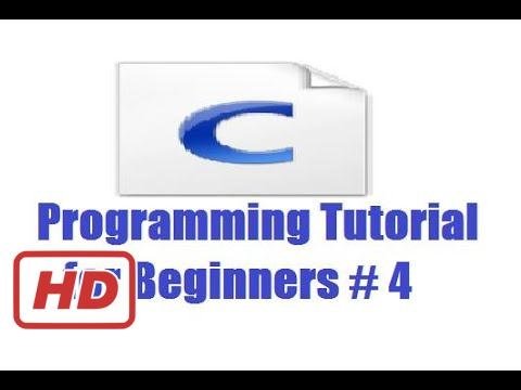 [C Programming Tutorial] C Programming for Beginners 4 - Comments
