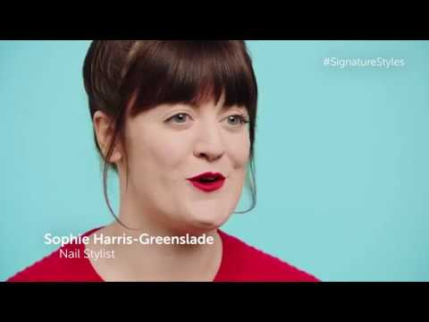 Signature Styles - Sophie Harris-Greenslade from The Illustrated Nail
