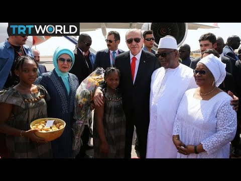 Turkey-Africa relations: Erdogan's trip boosts trade, ties with Africa