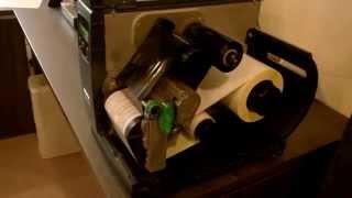видео Принтер этикеток Datamax A-4310