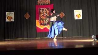 Denver Milonee Durga Puja 2013: Meri Payal bole(Gajagamini) Choreographed by Priyanka Bhattacharya