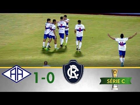 Melhores momentos - Atlético-AC 1 x 0 Remo - Série C (16/04/2018)