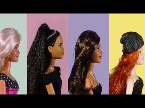 Little Mix Transforms into Barbie Dolls for 'If I Get My Way' Music Video
