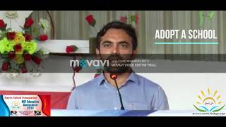 Adoption of Schools | Mr Asif Khuhro | Chartered Accountant | sef.org.pk/sef-adopt-a-school-program