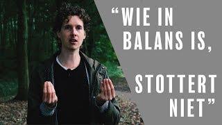Mensen die stotteren MOETEN de balans vinden van ontspannen actie