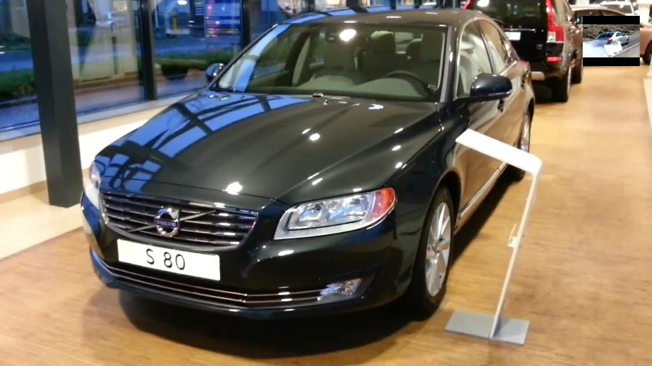 volvo s80 2014 in depth review interior exterior youtube. Black Bedroom Furniture Sets. Home Design Ideas