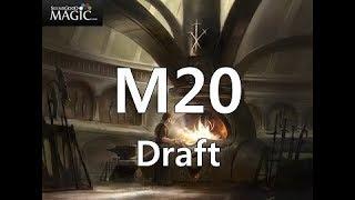 MTGA Magic Core Set 2020 M20 Draft #19