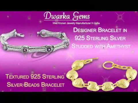 Authentic Silver Jewelry Manufacturers And Wholesalers In India