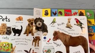 Книга мои первые животные