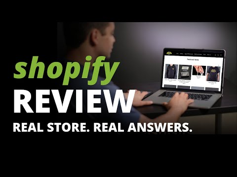 Shopify Review: 6 months later - Real store, real answers. 2019 thumbnail