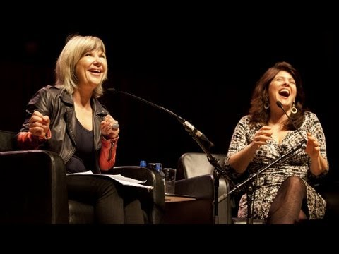Naomi Wolf: Interview with Jude Kelly and audience Q&A