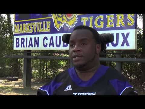 Wilbert Barton - Marksville High School Tigers