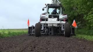 Planierknickschild SUG 35T für Traktoren